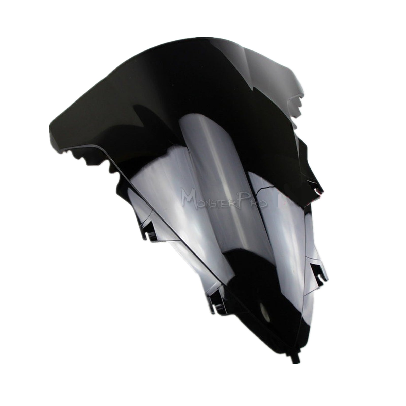 Black Windscreen for Yamaha YZF R1 2009-2015