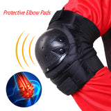 Elbow Protect Pad Guard - Black - Adult / Kids - Dirt