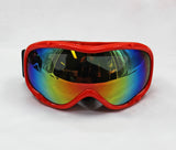 Ski Goggles Snowboard Double Lens Anti-fog Spherical Professional Glasses UV - Red