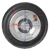 10 Inch 10 x 2.125 Spare Wheel Hub Motor with Tire for Electric Scooter Balance Car