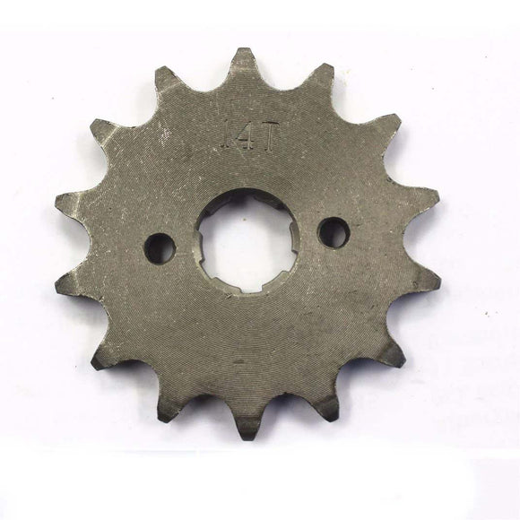 Front Engine Sprocket 530 14T Teeth 20mm For 530Chain Dirt Bike ATV Parts
