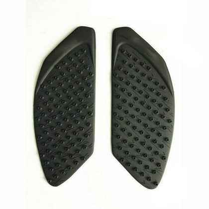 Tank Traction Side Knee Rubber decal Pads for Yamaha YZF R1 09/10/11/12/13/14/15