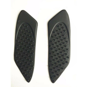 For Yamaha YZF R6 2006 2007 3M BLK Rubber Tank Traction Side Gas Knee Grip Pads
