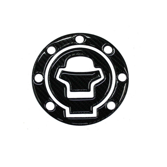 Suzuki GSX-R Carbon-Look Fuel / Gas Cap Pad Tank Cover GSXR 600 750 1000