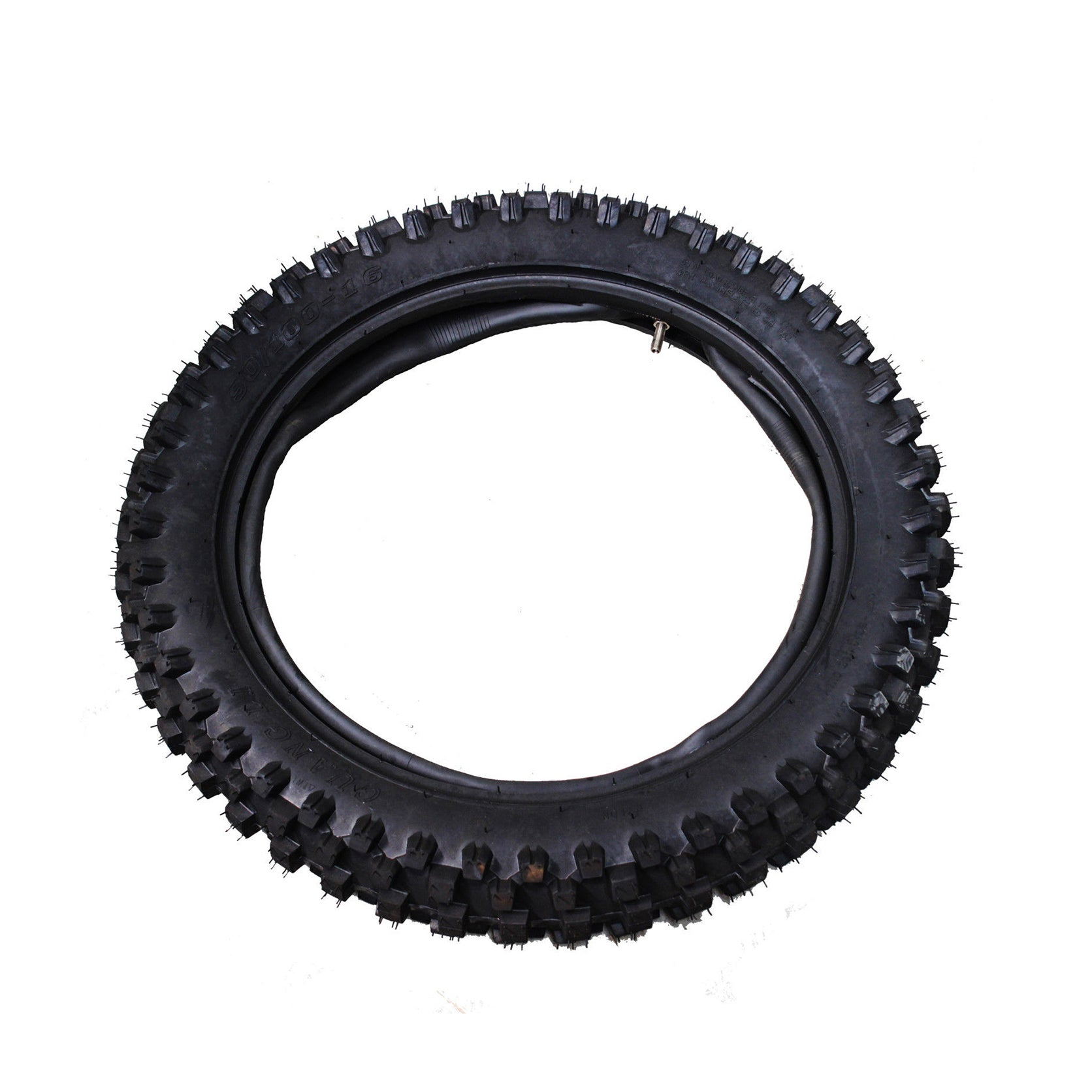 "16"" Inch 90x100-16 Tyre Tire + Tube for 125cc 150cc Thumpstar Atomik Dirt bikes"