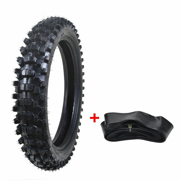 110/09-18 18 inch Rear Knobby Tyre Tube Pit/Dirt Bike FOR Atomik Thumpstar DHZ