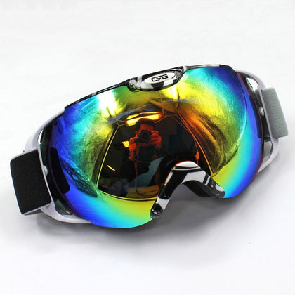 Skiing Snowboard SKI GOGGLES Professional Anti-fog UV 400 Double Lens Protection