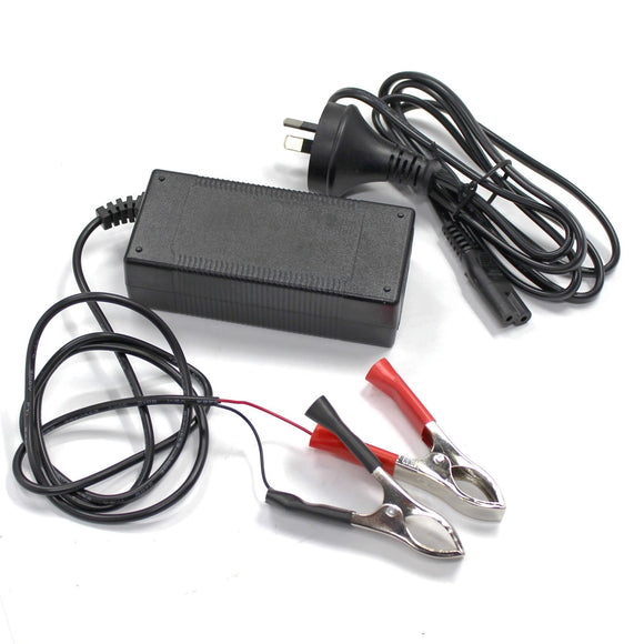 Battery Charger for Maintainer 12V 1.5Amp 12Volt Trickle Car Truck Motorcycle AU