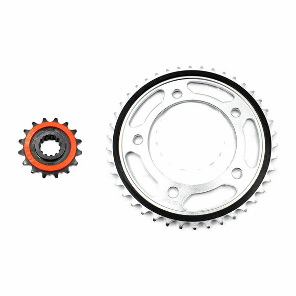 Honda CB600F CB600 Hornet 2001-2006 Front Rear Sprocket Kit 00 01 02 03 04 05 06