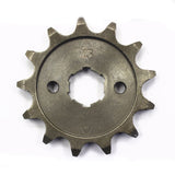 Front Sprocket 530 Chain 13T 20mm Motorcycle PIT PRO Trail Dirt Quad Bike ATV