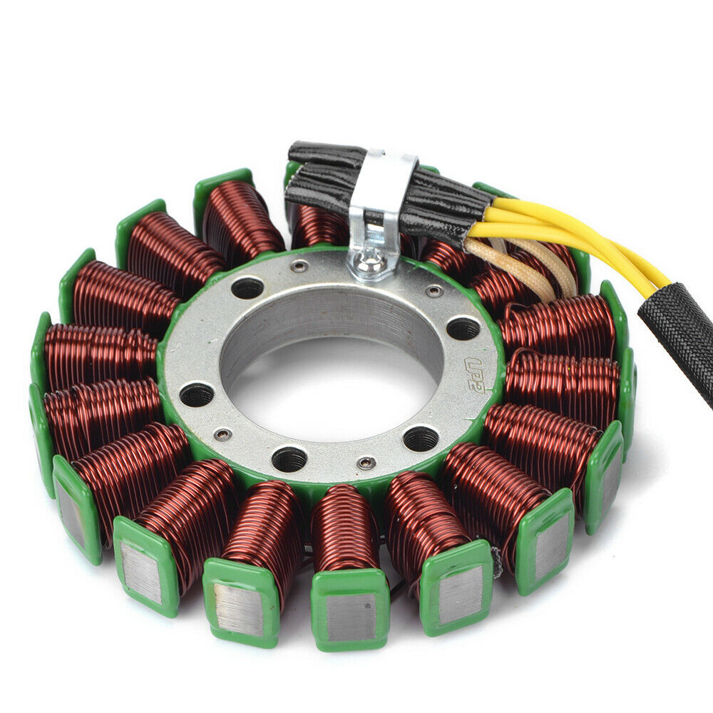 Motorcycle Magneto Generator Stator for For Honda 31120-MEL-013 Replacement