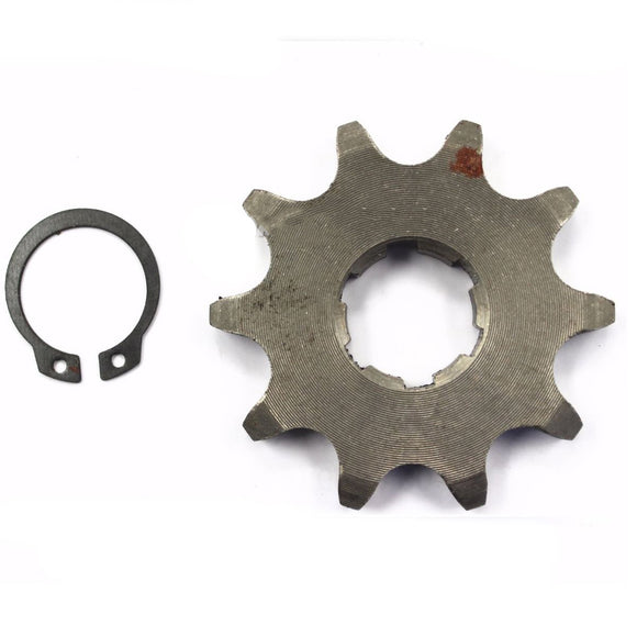 530 10 TOOTH 20MM FRONT ENGINE SPROCKET ATV HONDA YAMAHA DIRT BIKE GO KART ES45