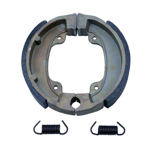 Front Brake Shoes Pas for Yamaha PW80 PY80 Peewee 80cc Pee Wee 80 Peewee 80