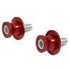 RED 6MM Swingarm Spool Sliders Stand Bobbins for Yamaha MT-03