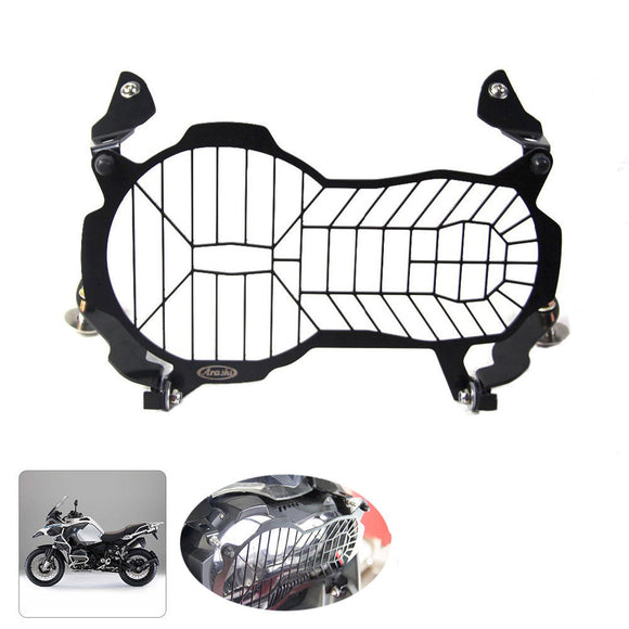 Motorcycle Headlight Grill Guard Cover Protector For BMW 2016 R1200GS Adventure