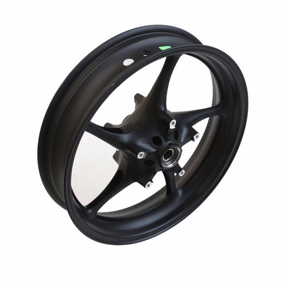 Black Rim for Yamaha YZF R1 2012 2011 2010 2009 2008 2007 2006 2005 2004