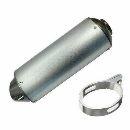 28mm Exhaust Muffler For 50cc 110cc 125cc CRF50 XR50 SSR Pit Dirt Bike Go Kart