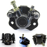 Front / Rear Hydraulic Rear Disc Brake Caliper System & Pads for 70cc 90cc 110cc 125cc 150cc 250cc ATV Quad Bike Buggy