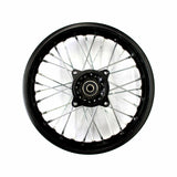 1.85-12 12mm Axle Rim 80/100-12 Tyre 70cc 110cc 125cc Dirt Pit Pro Trail MX Bike