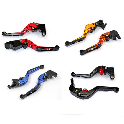 Motorcycle Adjustable Brake Clutch Lever for HYOSUNG GT250R 2013 2014 2015 2016