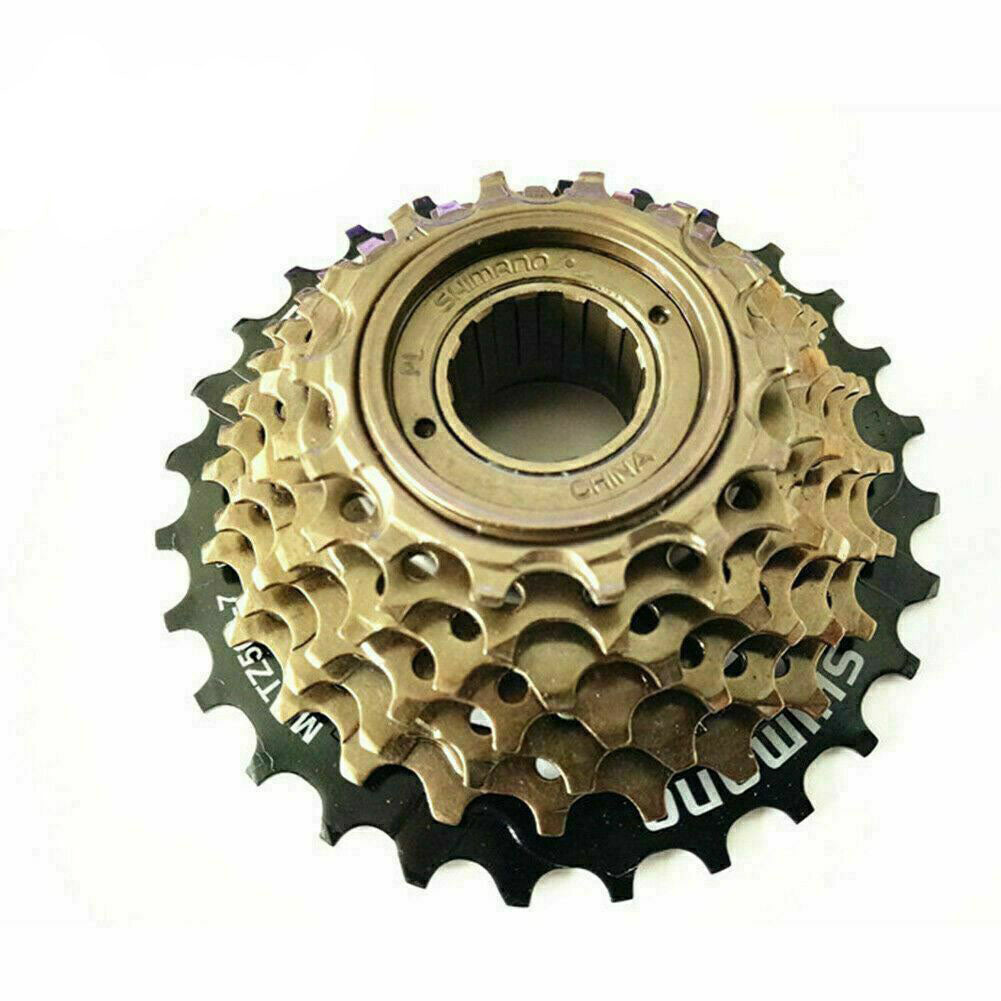 Shimano MF-TZ500 7 Speed Freewheel For Mountain Bike - Cycling Bike - Cassette Bicycle Accessories
