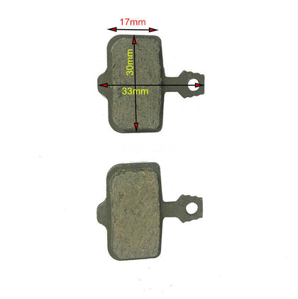 Bicycle Disc Brake Wear Resistant Mountain Bike Brake Pad Bike Accessories Hot