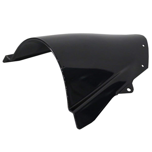 Windscreen Windshield Kawasaki Ninja ZX-10 R (2008-2010) Black