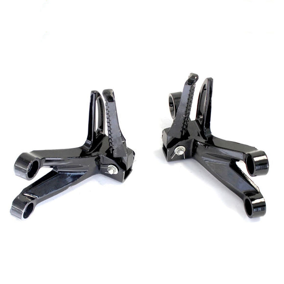 REAR FOOT PEGs FOOT REST BRACKET FOR MOTORCYCLE MODIFIED/ASSEMBLY MOTORBIKE USE