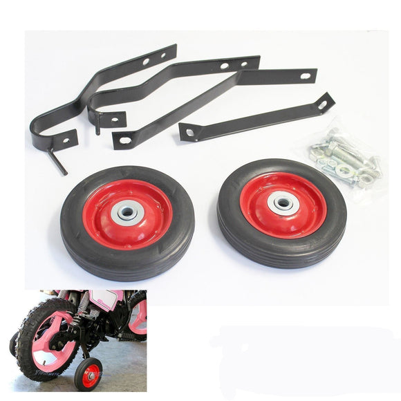 NEW TRAINING WHEELS PW50 PY50 PEEWEE 50 MINI BIKE YAMAHA PEEWEE 50cc PW50