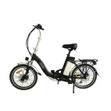 "PRE-ORDER (DISPATCH BEFORE 9/12/2020) TDR 20"" Step-Through Pedal-Assist Folding Ebike - Black"
