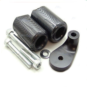 Frame Crash Sliders Protector for 2001-2002 Suzuki GSXR 1000 01 02 Carbon Fiber