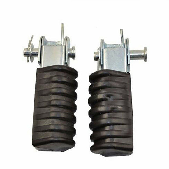 TDR FOOT PEG FOOTREST PW PY AFTERMARKET PARTS FOR YAMAHA PW50 PY50 PEEWEE 50