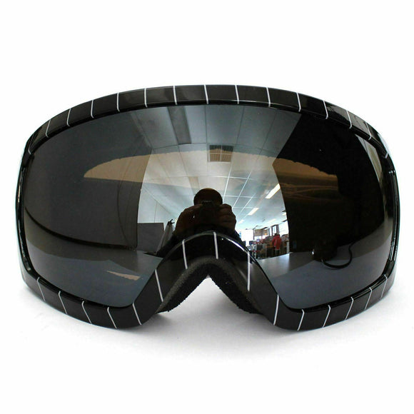 OTG Adults Ski Snow Googles Snowboarding Skating Anti-Fog Lens UV400 Protection
