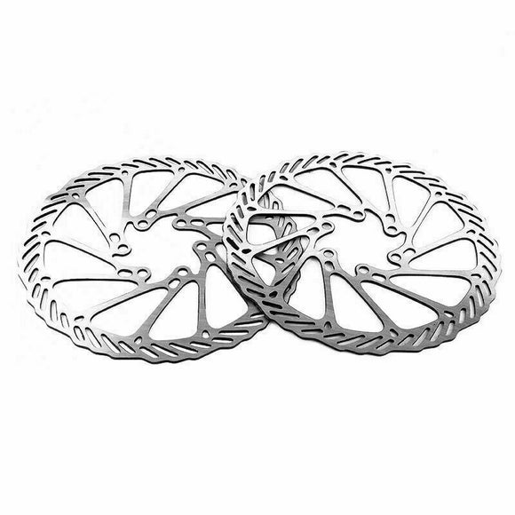 2x Bicycle MTB Disc Brake 160mm Rotor Hydraulic Disc Brakes Brake For Avid