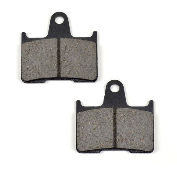 Rear Motorcycle Disc Replacement FA254 BRAKE PADS for Suzuki Kawasaki Honda