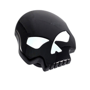 Skull Fuel Gas Tank Oil Cap Cover Fit Harley Sportster XL 883 1200 2004-2012