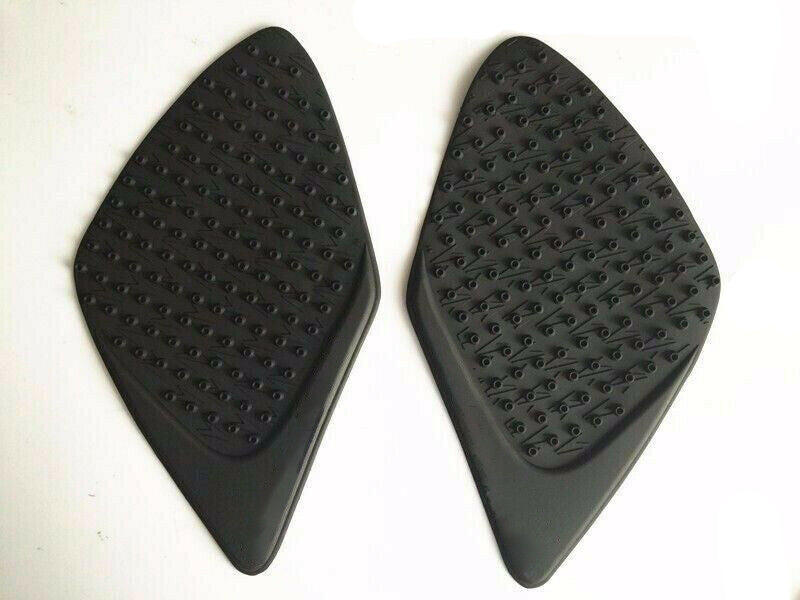 Rubber Tank Grips Protection Side Traction Pads Decals For Suzuki GSXR1000 07 08