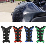 3D Rubber Motorcycle Fuel Tank Pad Protector Sticker Decal YAMAHA BMW KAWASAKI