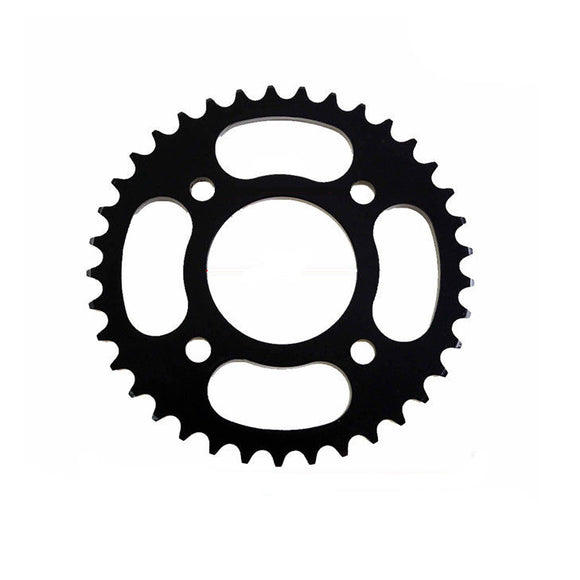 420 37T Rear Chain Sprocket Cog for Motorbike Thumpstar Atomic Dirt Bike Blk