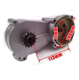 Clutch Gear Box Drum for 2 stroke 47cc 49cc Pocket Bike Dirt bike Mini ATV Buggy