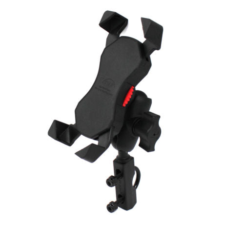 X BRAKE CLUTCH MOTORCYCLE MOUNT HOLDER Grip FOR GPS GARMIN MOBILE NAVI PHONE S6