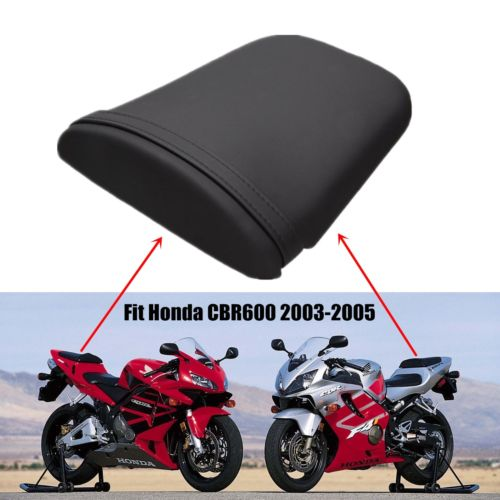 Motorcycle Rear Pillion Passenger Seat For 03-05 Honda CBR600 RR 03 04 05 AU