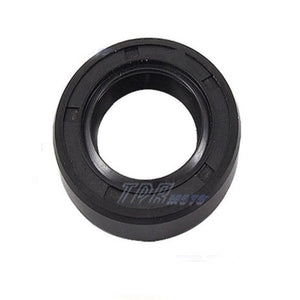 32mm x 52mm x 8mm Metric Double Lipped Rotary Shaft Oil Water Dust Seal TC