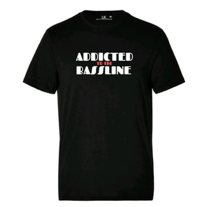 Men's Addicted To The Bassline T/Shirt