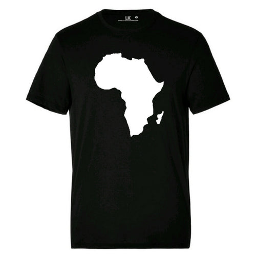 Men's Africa Map TShirt