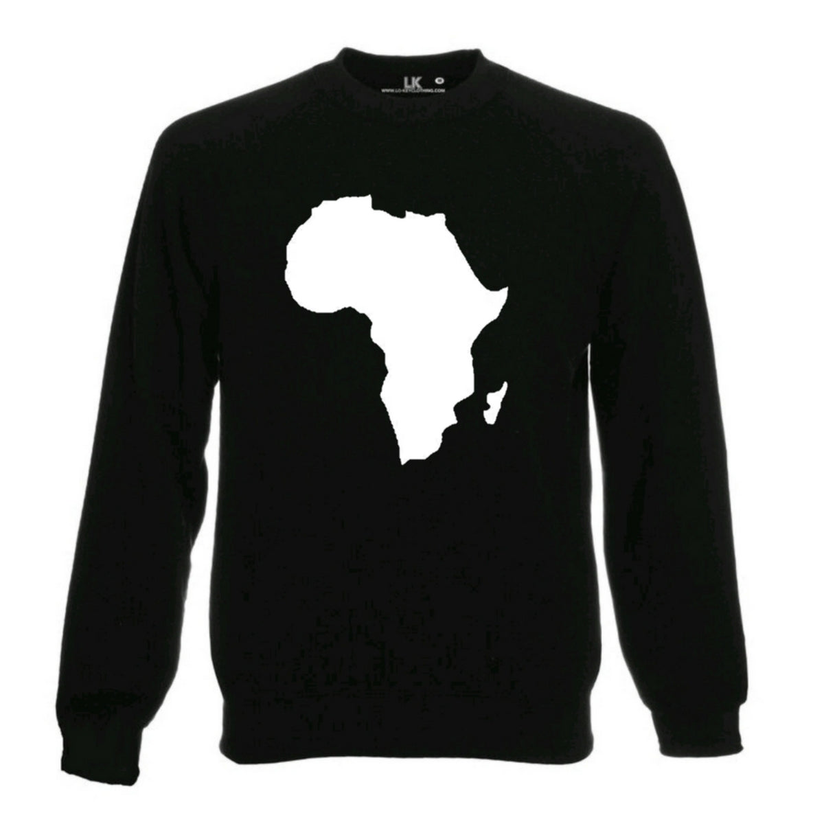 Africa Sweatshirt Lo-Key Clothing