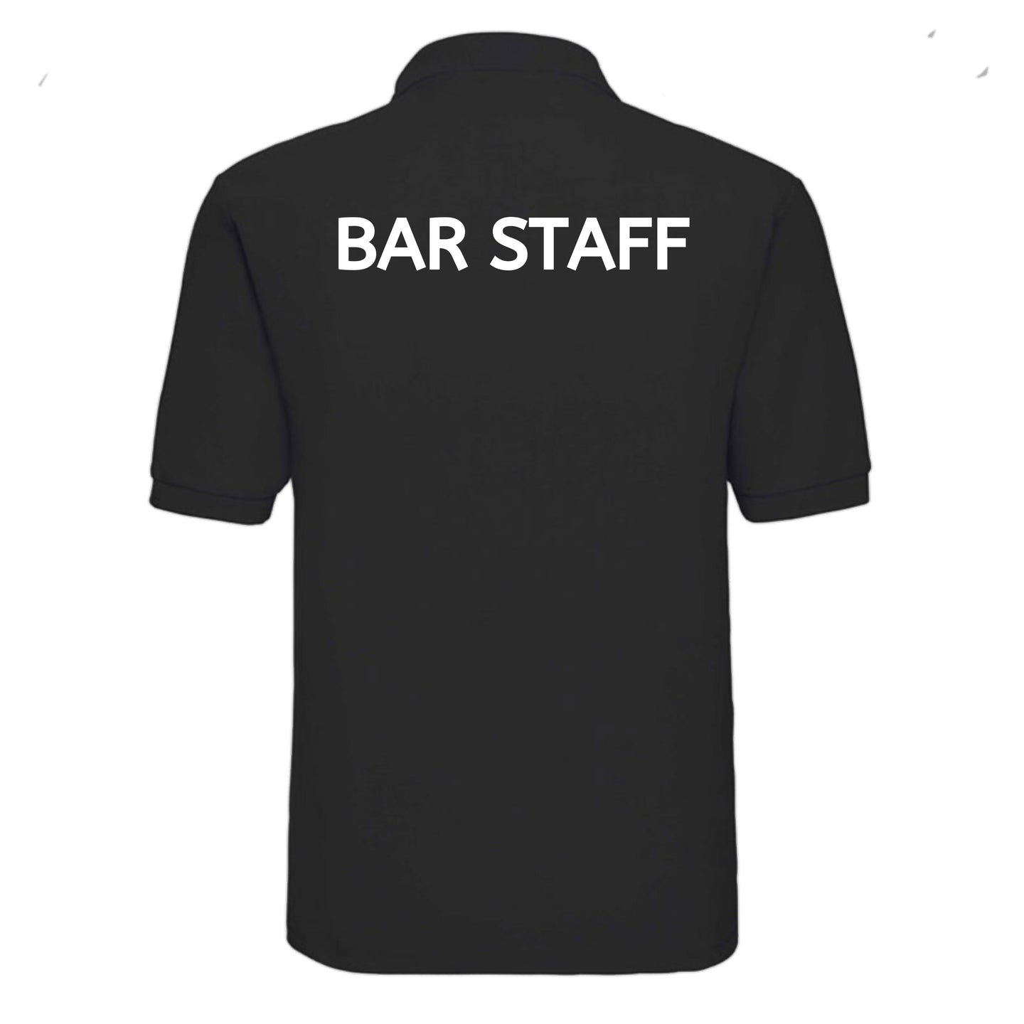 Bar Staff Polo - Workwear