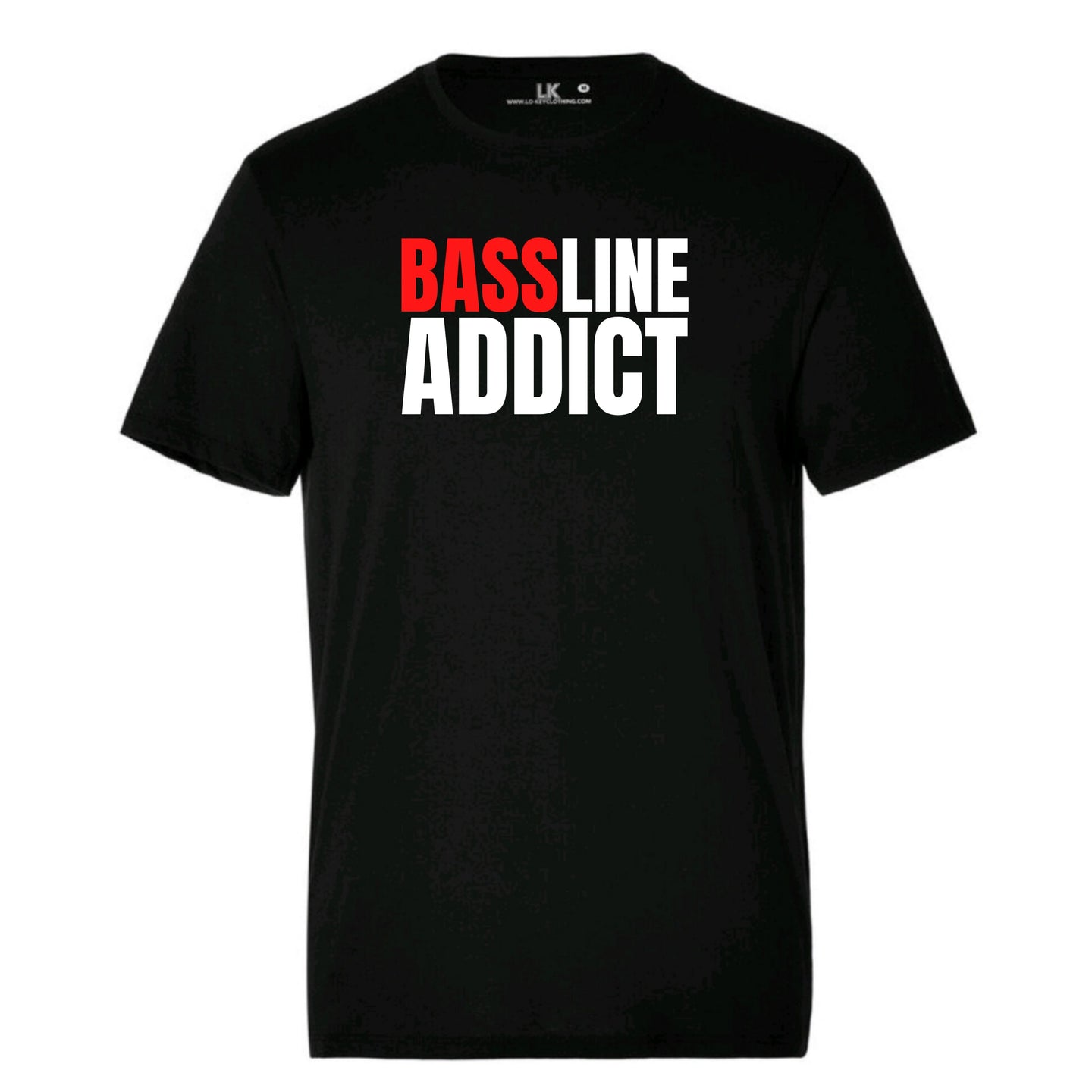 Men's Bassline Addict T/Shirt