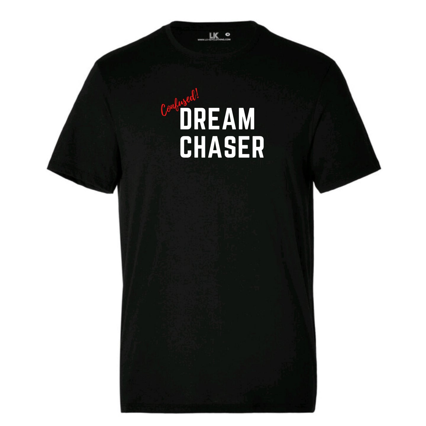 Confused Dream Chaser Mens TShirt