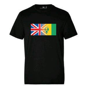 England and St Vincents MENS TSHIRT